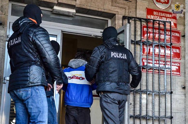 Policjanci w Gdańsku rozbili siatkę pedofilską
