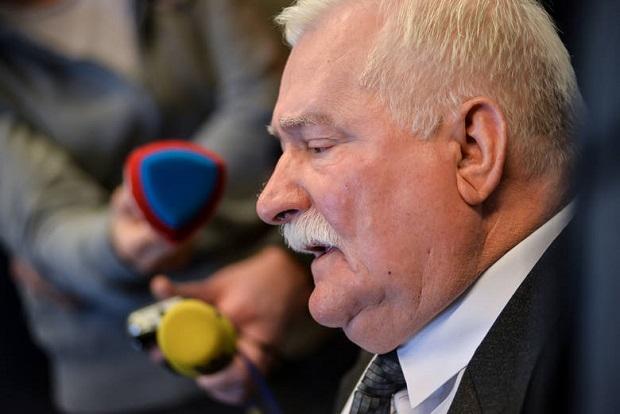 """Lech Wałęsa: """"Wypuść mi Władka, bo nie ręczę za siebie"""""""