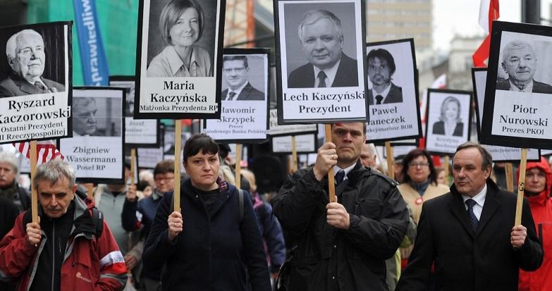 Uroczystości rocznicowe 10 kwietnia poza granicami Polski