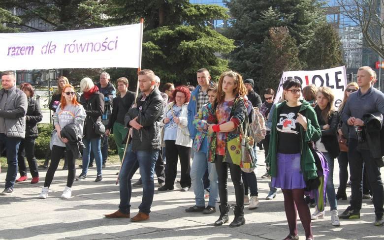 Protesty przeciwko zaostrzeniu prawa antyaborcyjnego