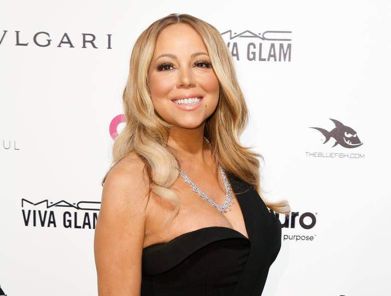 35 mln dolarów – na taką sumę Mariah Carey ubezpieczyła swoje struny głosowe