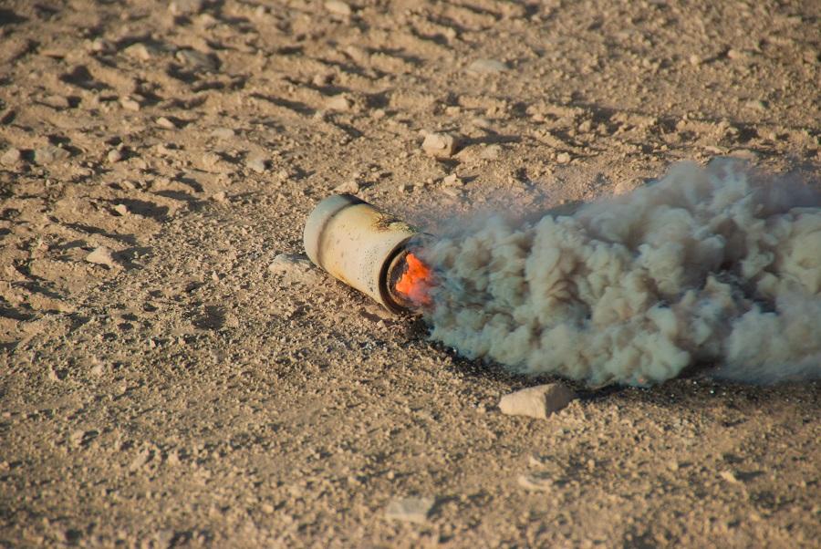 Irak – Dżihadyści znów zaatakowali bronią chemiczną