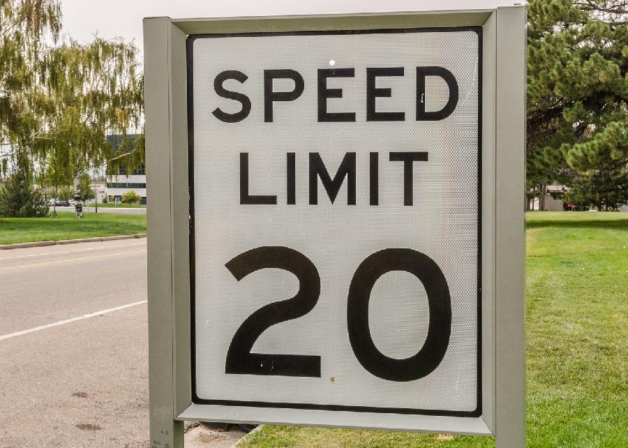 Boston może obniżyć limit prędkości o 20 mph