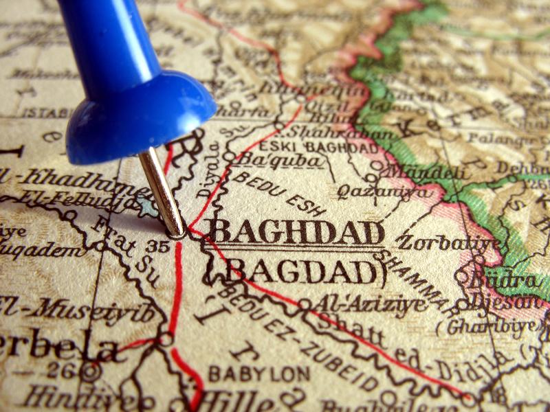 Zaostrza się sytuacja w Bagdadzie
