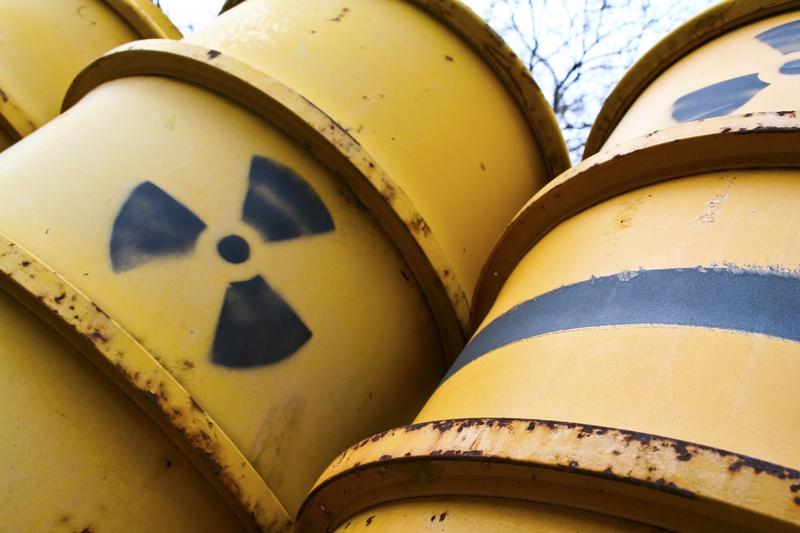 Lubuskie: odkryto radioaktywne odpady