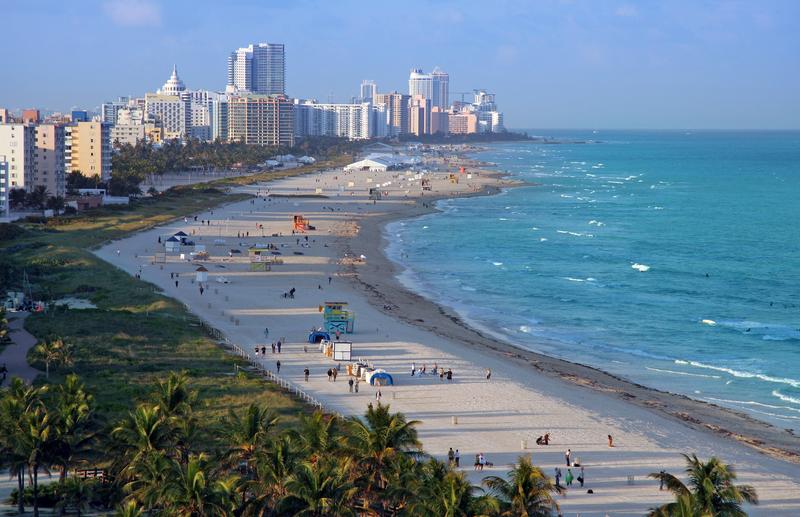 Miami Beach również zakaże podróży do Karoliny Północnej i Missisipi
