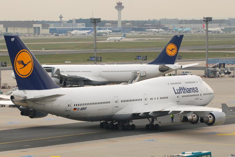 Strajk pilotów Lufthansy – odwołano blisko 900 lotów