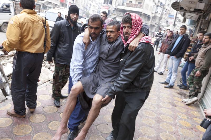 Kolejni cywile zginęli z rąk muzułmańskich fanatyków w syryjskim Aleppo