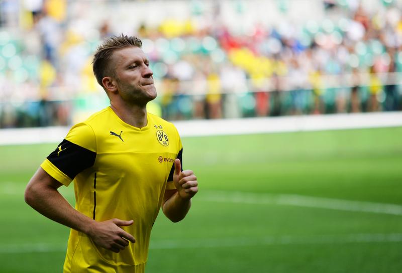 Kuba Błaszczykowski pożegna się z Borussią Dortmund