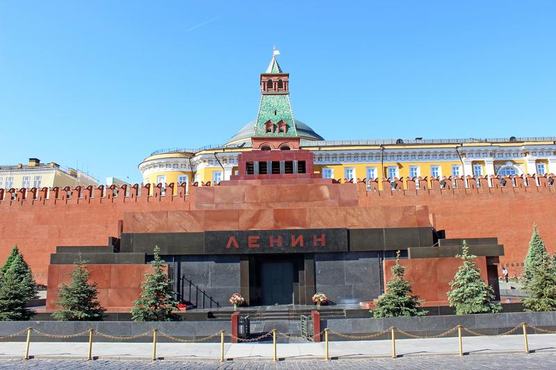 Spór o ciało Lenina w rosyjskim parlamencie