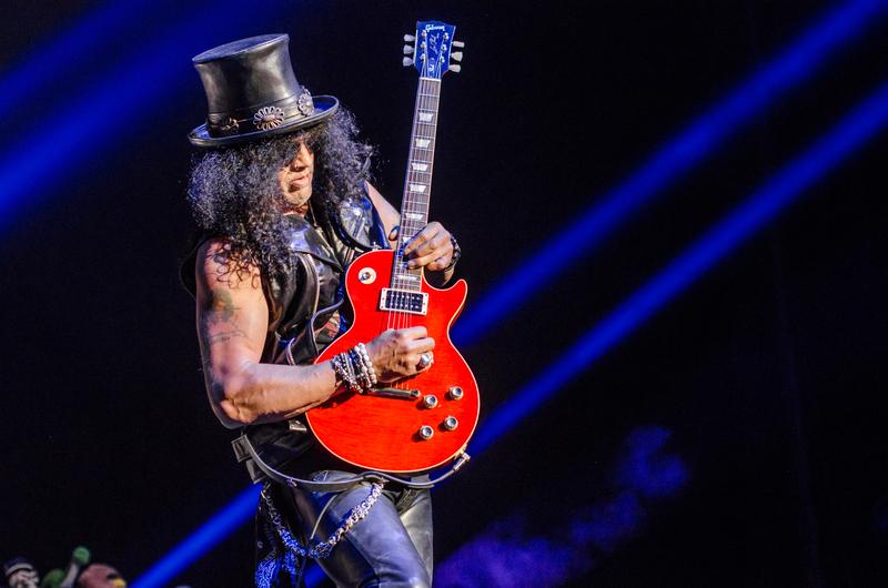 Guns N' Roses zagra na Soldier Field w Chicago