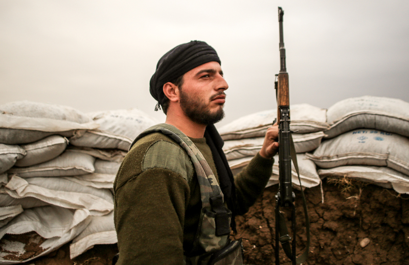 Syria: Ciężkie walki z tzw. Państwem Islamskim