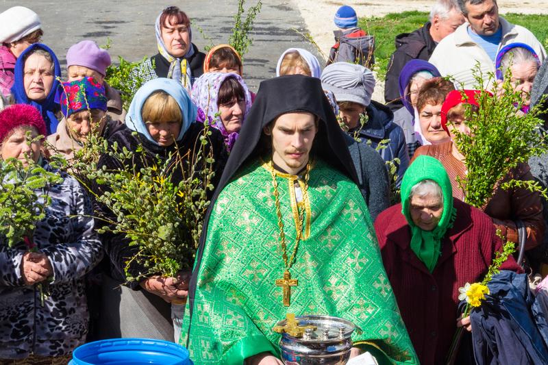 Wyznawcy prawosławia świętują dziś Niedzielę Palmową