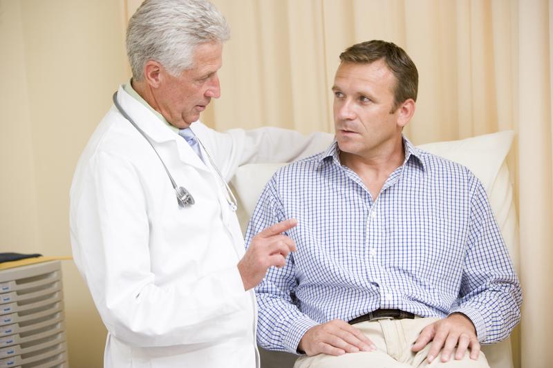Badania profilaktyczne dla mężczyzn po 40-stce