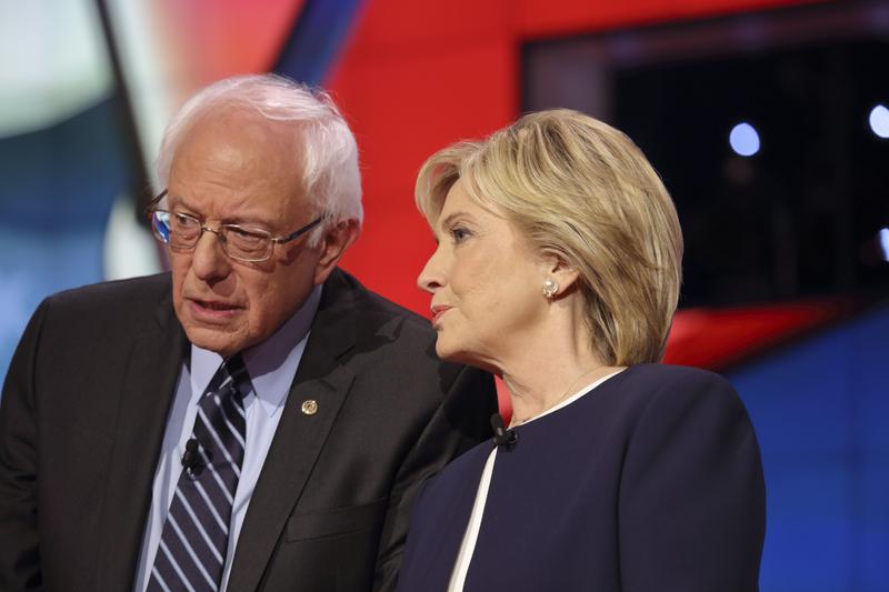 Bernie Sanders oficjalnie poparł Hillary Clinton