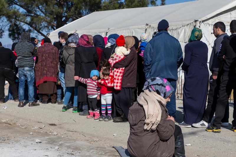 Ponad 7 tysięcy migrantów zmierza do USA