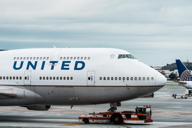 Przymusowe lądowanie samolotu United z Chicago do Chin