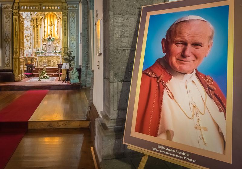 Pierwszy w Polsce e-learningowy kurs z nauczania Jana Pawła II