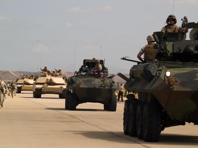 Kolejni amerykańscy żołnierze zostaną wysłani do Syrii