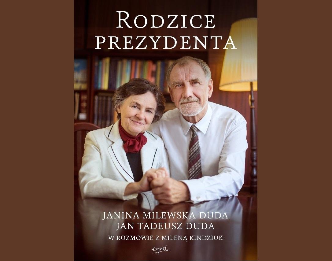 Wywiad-rzeka z rodzicami prezydenta Dudy