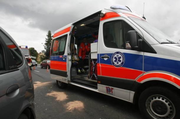 Zginął 16-letni kierowca quada. Pasażer jest w ciężkim stanie