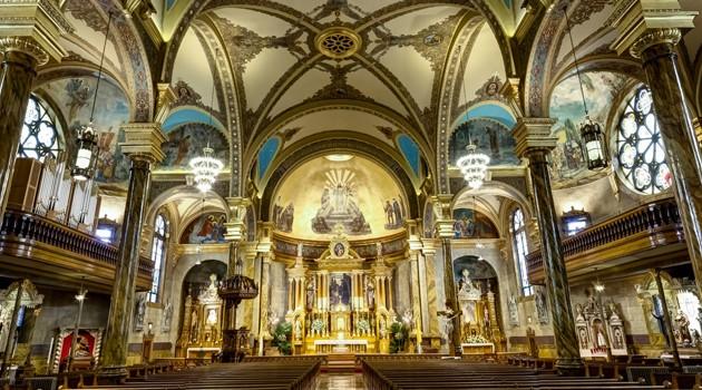 Chicagowski kościół zbudowany przez imigrantów z Polski uznany za najpiękniejszy w USA