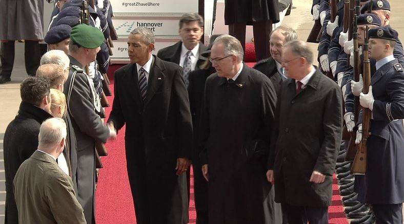 Barack Obama rozpoczyna wizytę w Niemczech