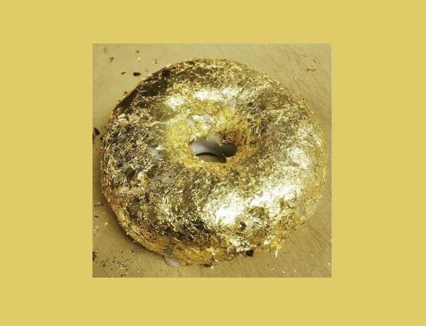 Restauracja w Los Angeles sprzedaje złote pączki po 100 dolarów od sztuki