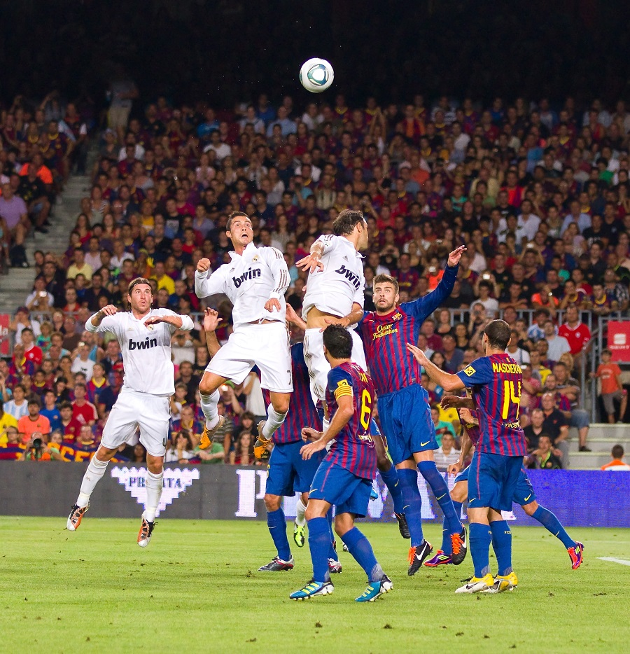 Ronaldo bohaterem Realu! Barcelona poległa w Gran Derbi