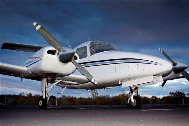 Samolot rozbił się w ogródku, 3 osoby w stanie krytycznym