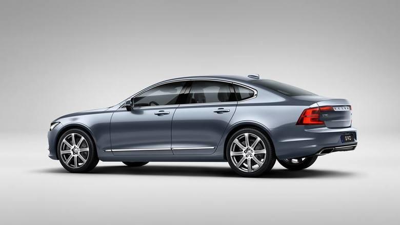 Volvo S90 – sedan z najwyższej półki