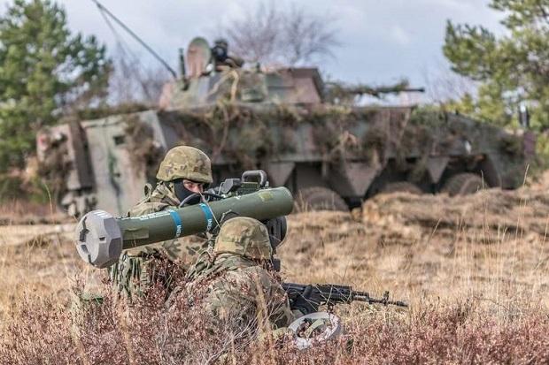 Ćwiczenia szpicy NATO pod kryptonimem Brilliant Jump