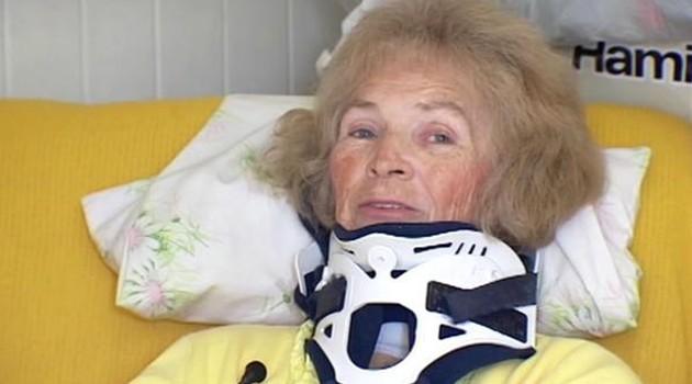 Kobieta odzyskała wzrok po 21 latach