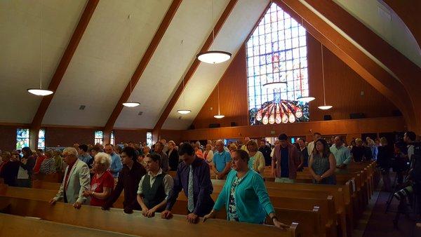 Wierni walczyli o kościół 11 lat. Bez skutku