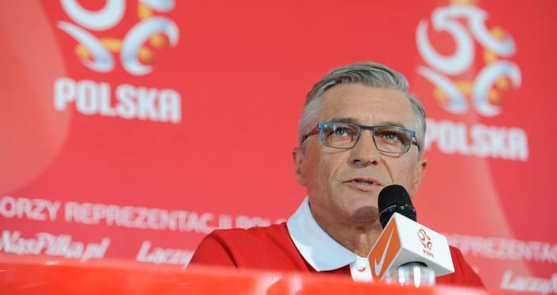Nawałka powołał kadrę na mecze z Danią i Armenią