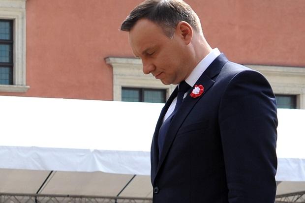 Prezydenta Andrzej Duda: Obecna konstytucja jest przejściowa