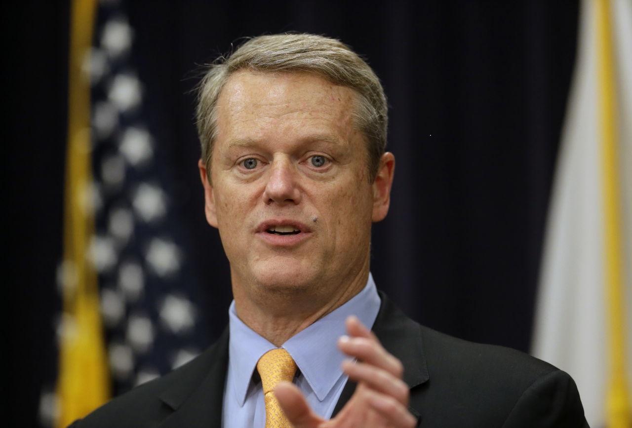 Gubernator Massachusetts poleci do Izraela
