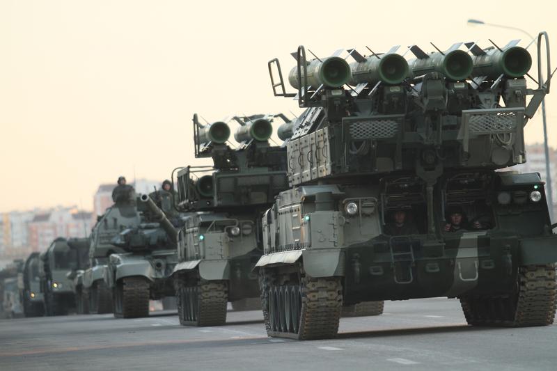 Rosyjska armia nie chce kupować czołgów i wozów bojowych rodzimej produkcji