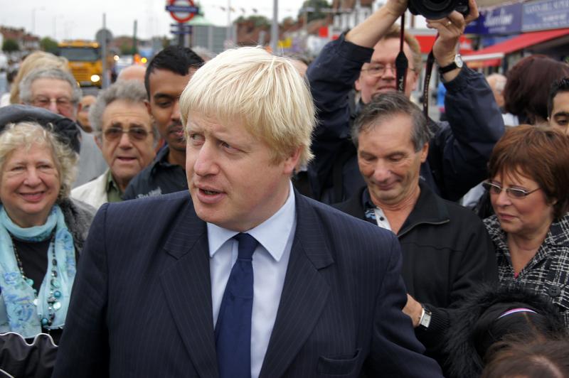 Johnson do opozycji: Zgłoście wotum nieufności wobec mojego rządu