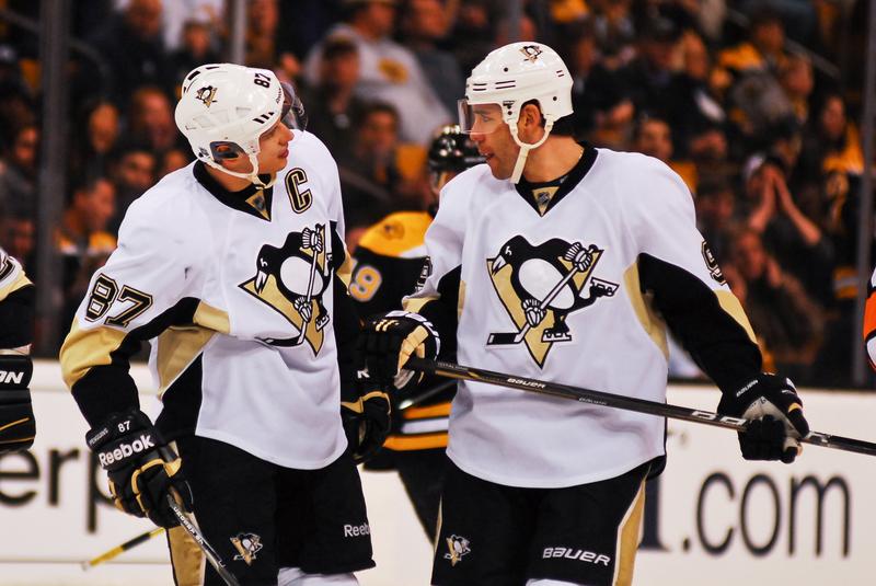 NHL. Trzeci, półfinałowy mecz dla Pittsburg Penguins