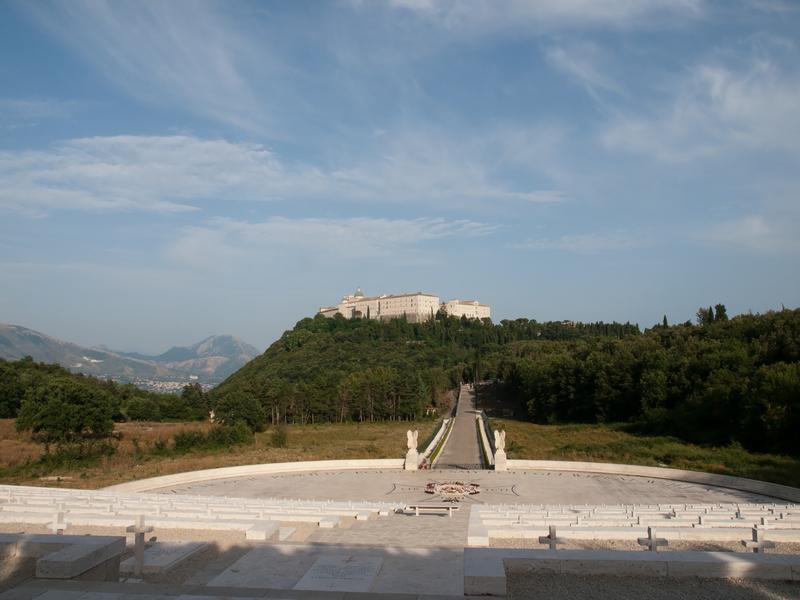 72. rocznica zdobycia Monte Cassino