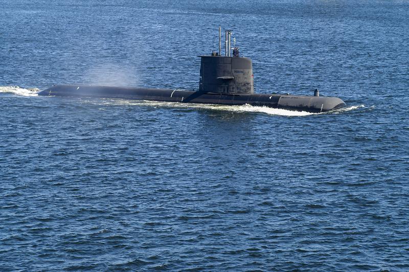Pożar nie uszkodził reaktora na rosyjskim okręcie