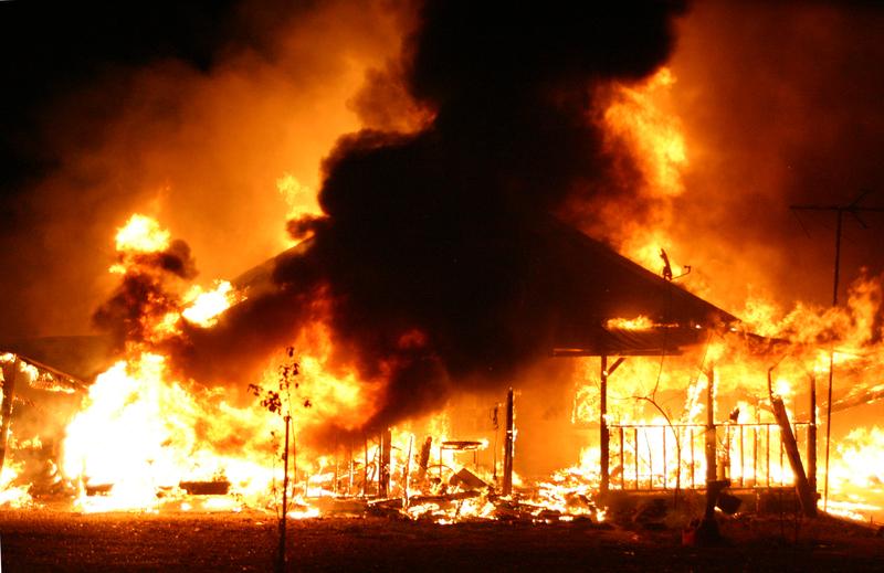 Podpalacze wzniecili w tym roku ponad 300 pożarów na Florydzie