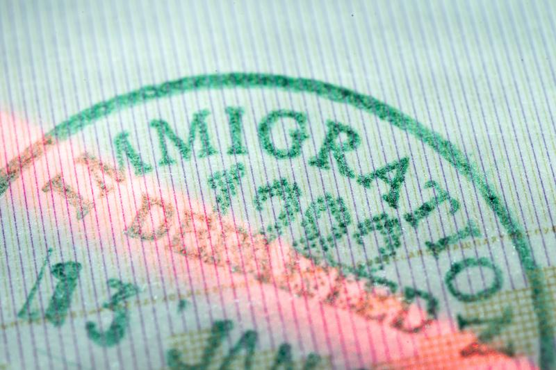 Deportacje imigrantów w Stanach Zjednoczonych