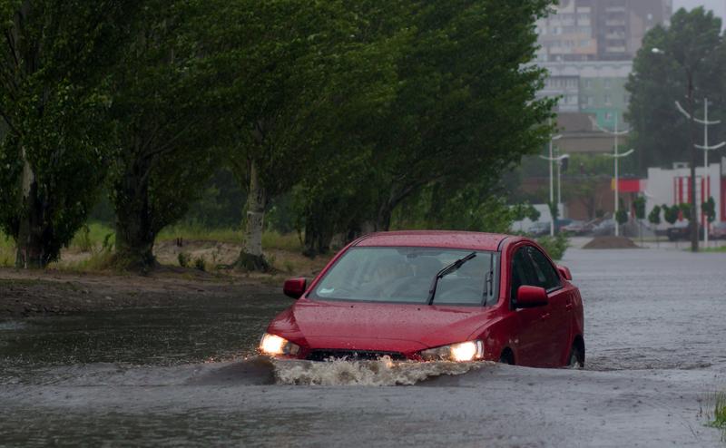 Gwałtowne ulewy w Niemczech – zginęły co najmniej trzy osoby