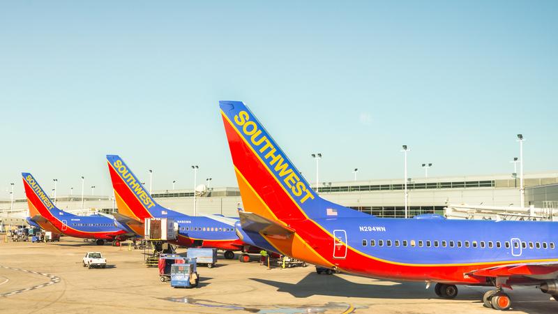 Na lotnisku Midway w Chicago aresztowano agresywnego pasażera
