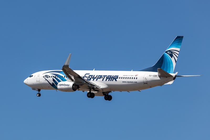 Trwają intensywne poszukiwania wraku maszyny EgyptAir