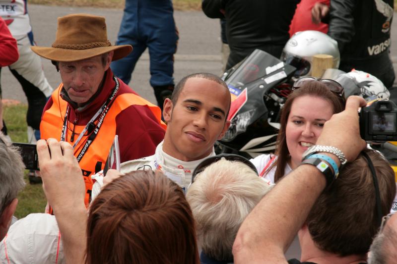 Formuła 1. GP Węgier: Zwycięstwo Hamiltona, Kubica 19.