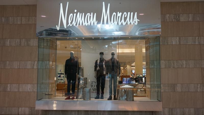 Zuchwały napad na sklep Neiman Marcus przy Michigan Avenue