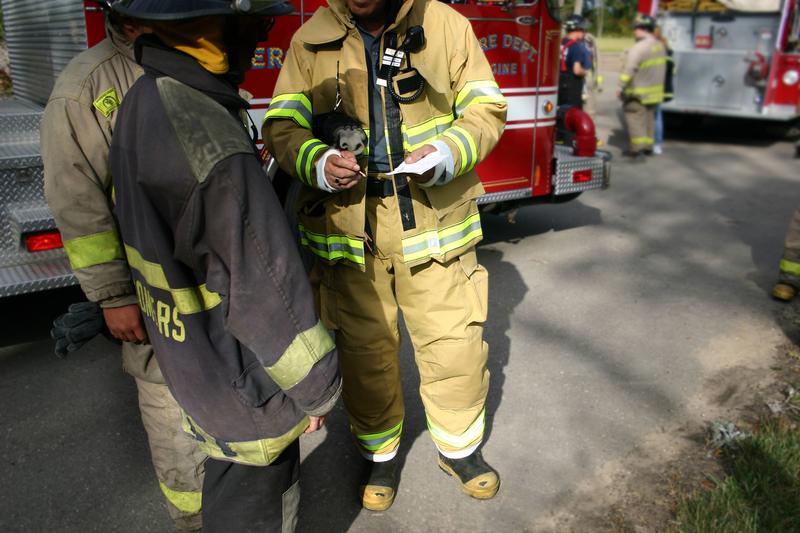W pożarze w Wigilię zginęła jedna osoba. Przyczyną cygaro